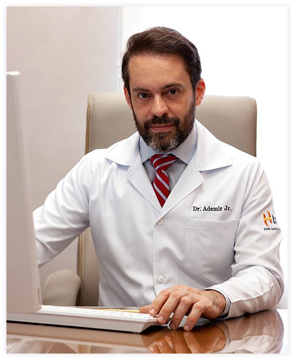 Dr. Ademir de Carvalho Leite Júnior (CRM-SP 92.693)